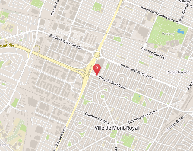 Telus StoreCentre Rockland Deals in MontRoyal RedFlagDeals – Telus Maps and Directions