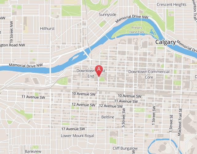 Calgary Subway Map.Subway Deals In Calgary Redflagdeals Com